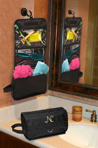 Jet-Setter Hanging Toiletry Bag