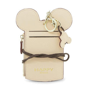 Women Cute Animal Shape Card Holder Wallet Purses