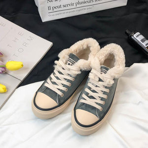 Women Sneakers Snow Booties Casual Sport Shoes