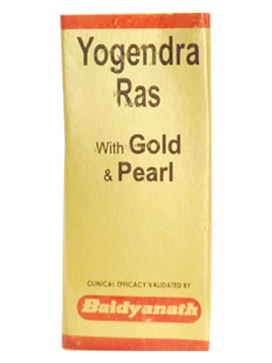 Baidyanath Yogendra Ras with Gold 10 tablet
