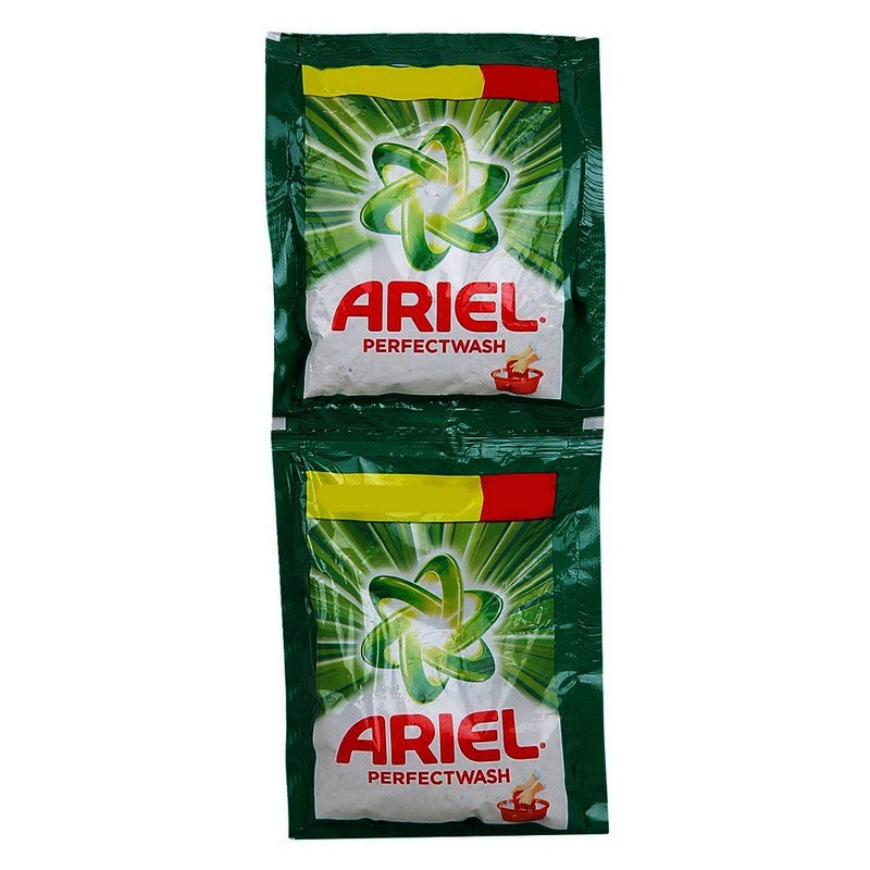 Ariel Detergent Powder 12 N (60 g Each)