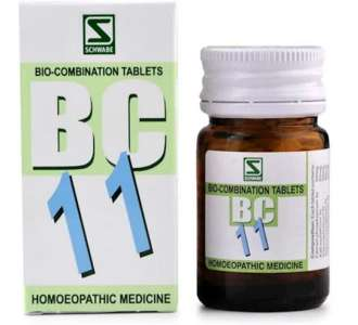 BIOCOMBINATION NO. 11 20GM