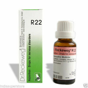 Dr. Reckeweg R22 Nervous Disorders Drop