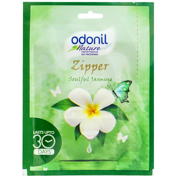 Odonil Zipper Air Freshener Citrus Fresh, 10 g