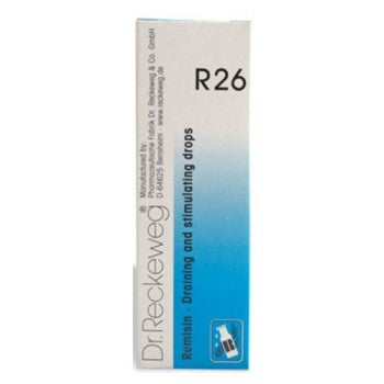 Dr. Reckeweg R26 Draining And Stimulating Drop