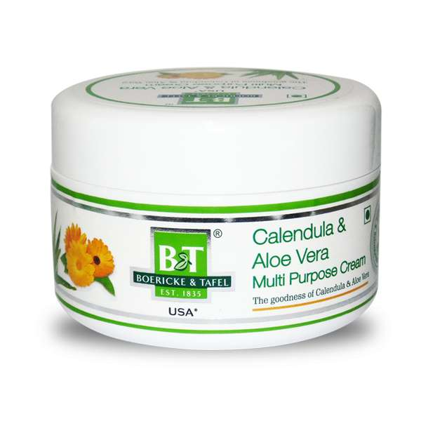 B&T CALENDULA & ALOE VERA MULTIPURPOSE CREAM 100g