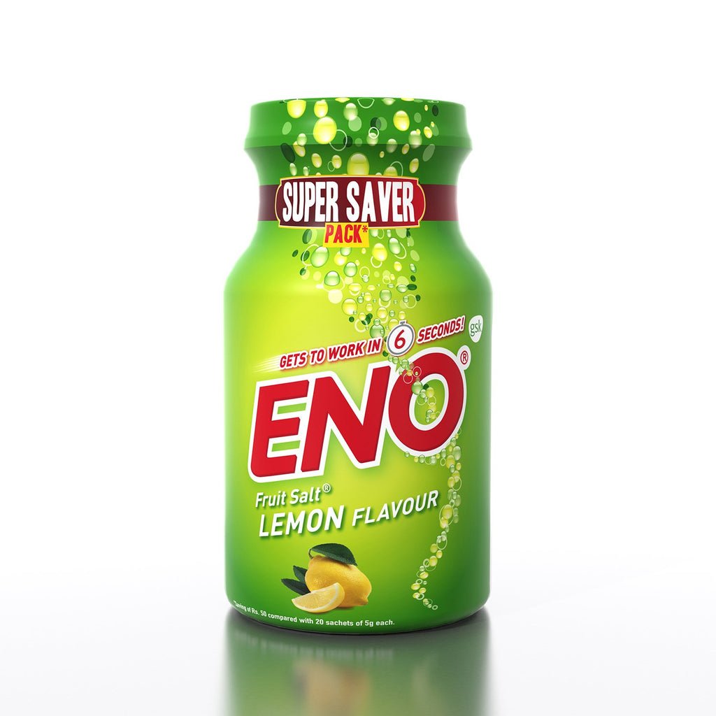 Eno Lemon Bottle, 100 g