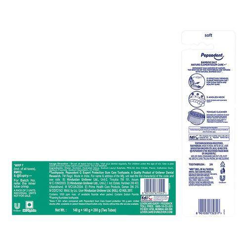 Pepsodent Toothbrush Gum Care, 1 N