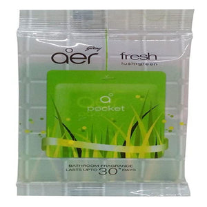 Aer Fresh Lush Green Pocket Air Freshener 10 g