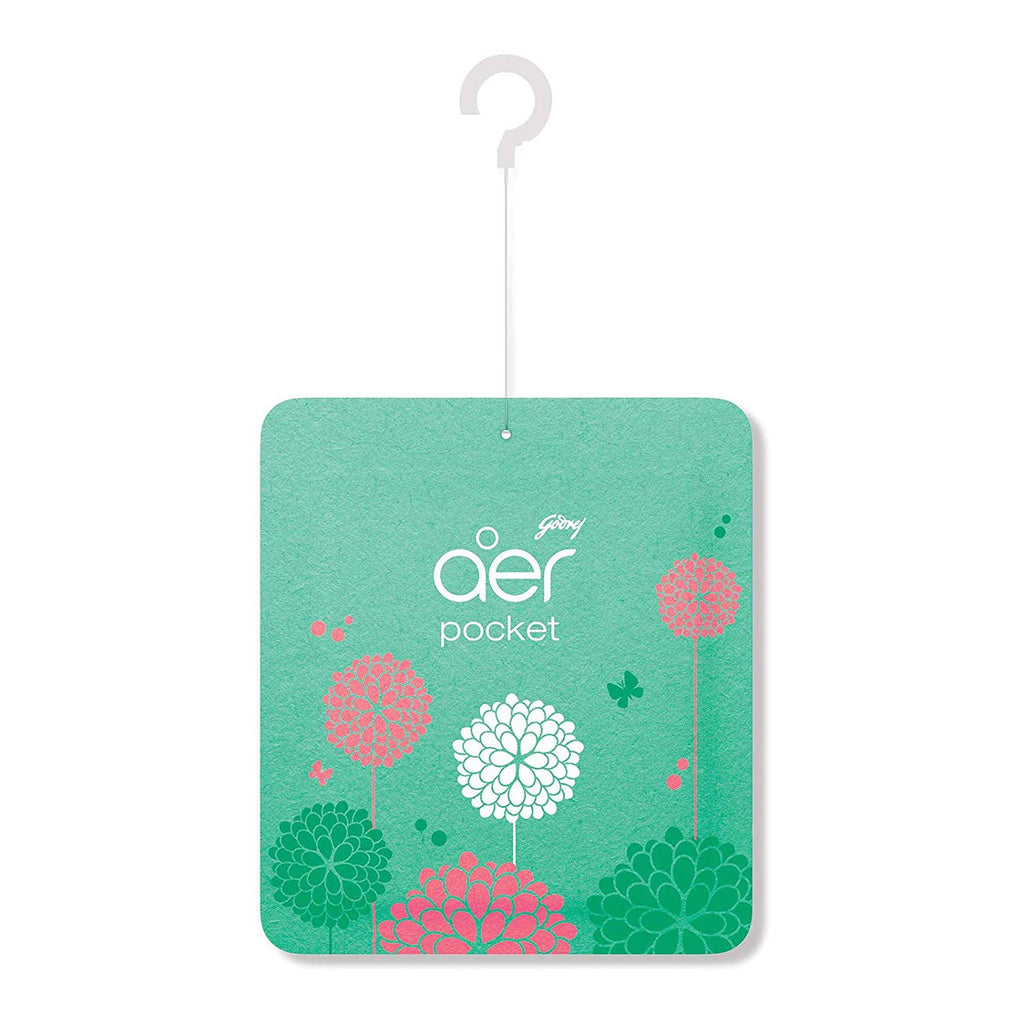 Aer Morning Misty Meadows Pocket Air Freshener 10 g