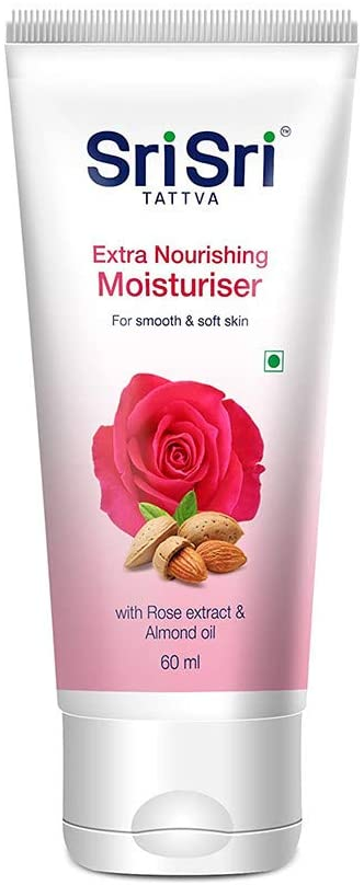 Sri Sri Tattva Extra Nourishing Moisturiser -60 ml Cream