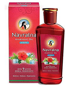 Navratna Hair Oil 500 ml