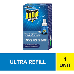 All Out Sttva Combi Pack Machine + 45 ml Refill