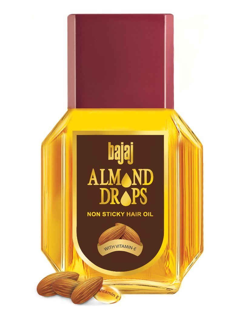Bajaj Almond Hair Oil 50 ml