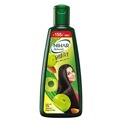 Nihar Shanti Hair Oil 200 ml