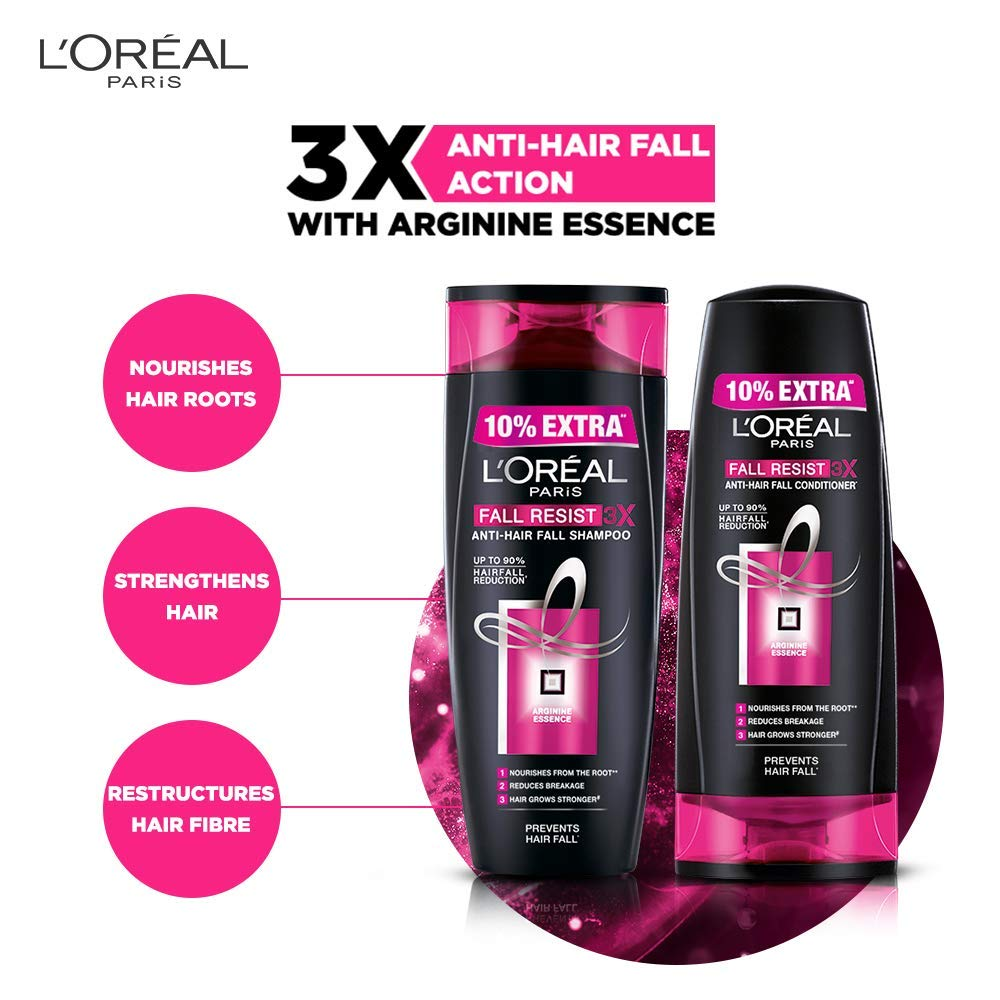 L'Oreal Paris Shampoo Fall Repair, 175 ml