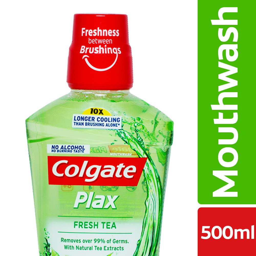 Plax Mouth Wash Fresh Tea, 250 ml