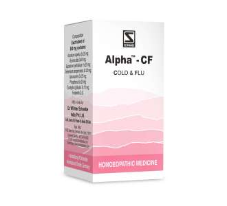 Dr Willmar Schwabe India Alpha - CF Tablet 20g