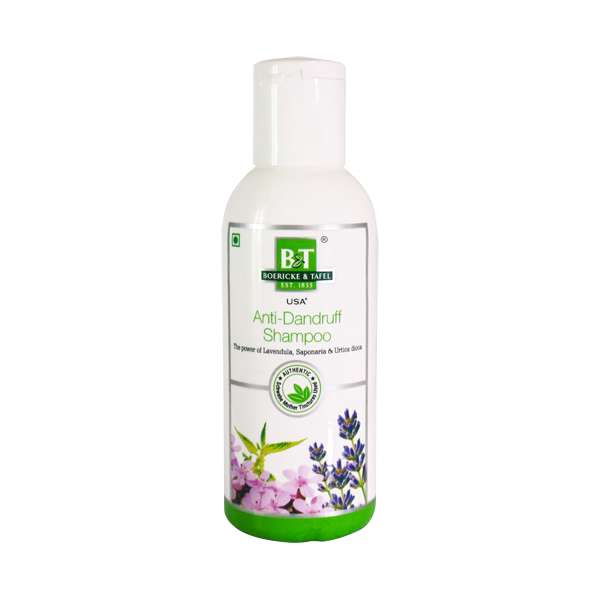 B&T ANTI- DANDRUFF SHAMPOO