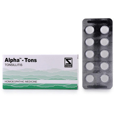 Dr Willmar Schwabe India Alpha - Tons Tablet 40 tablet