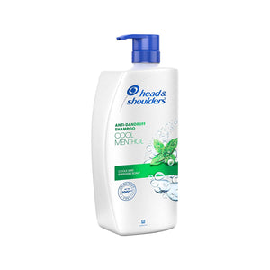 Head & Shoulders Shampoo Cool Menthol, 1 L