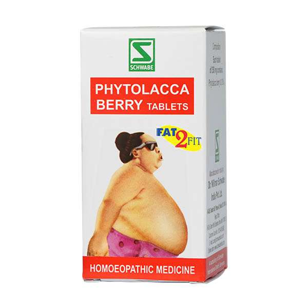 PHYTOLACCA BERRY TABLETS*20G