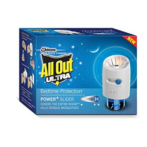 All Out Ultra Combi Pack Machine + 2 N (45 ml Each) Refill