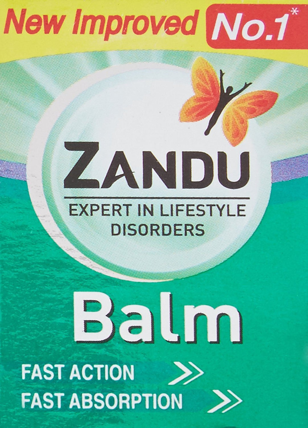 Zandu Balm 20 N (8 ml Each)