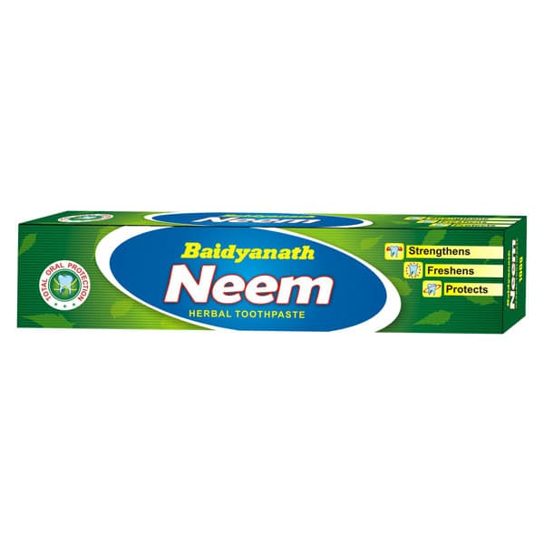 Baidyanath Neem Herbal Toothpaste 100gm