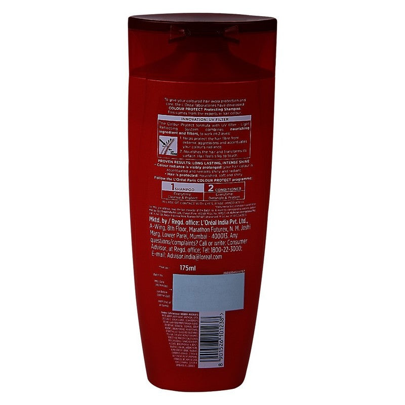 L'Oreal Paris Shampoo Colour Protect, 175 ml