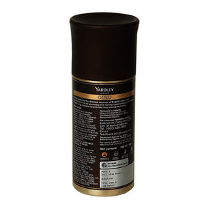 Yardley Body Spray Gold, 150 ml