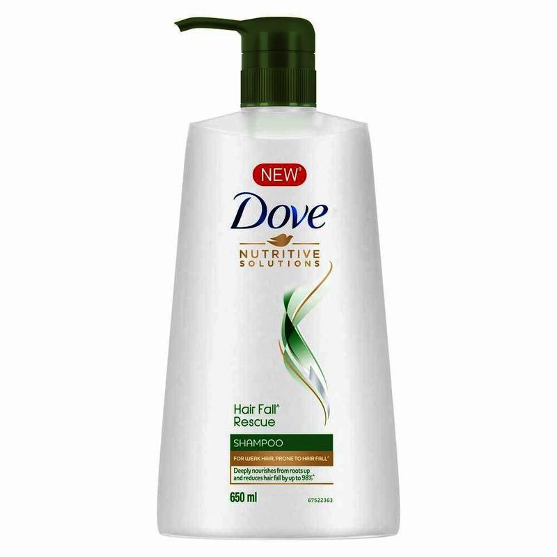 Dove Hair Fall Rescue Shampoo 650 ml