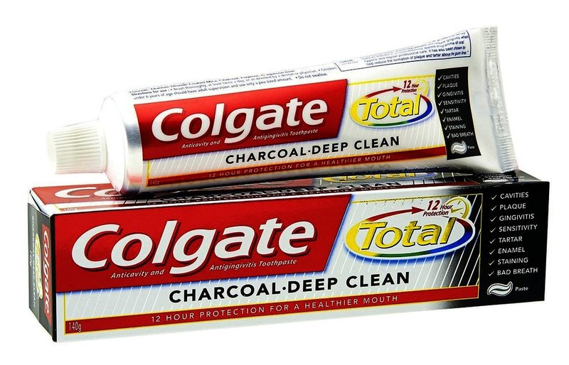 Colgate Charcoal Clean Toothpaste 120 g
