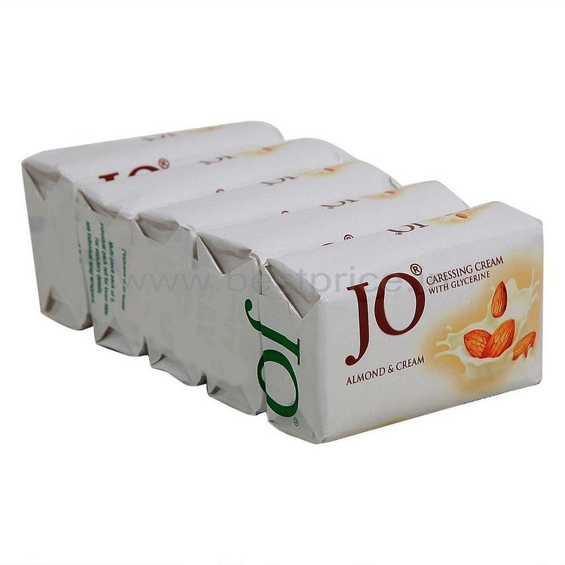 Jo Almond & Cream With Glycerin Soap 2 N (100 g Each)