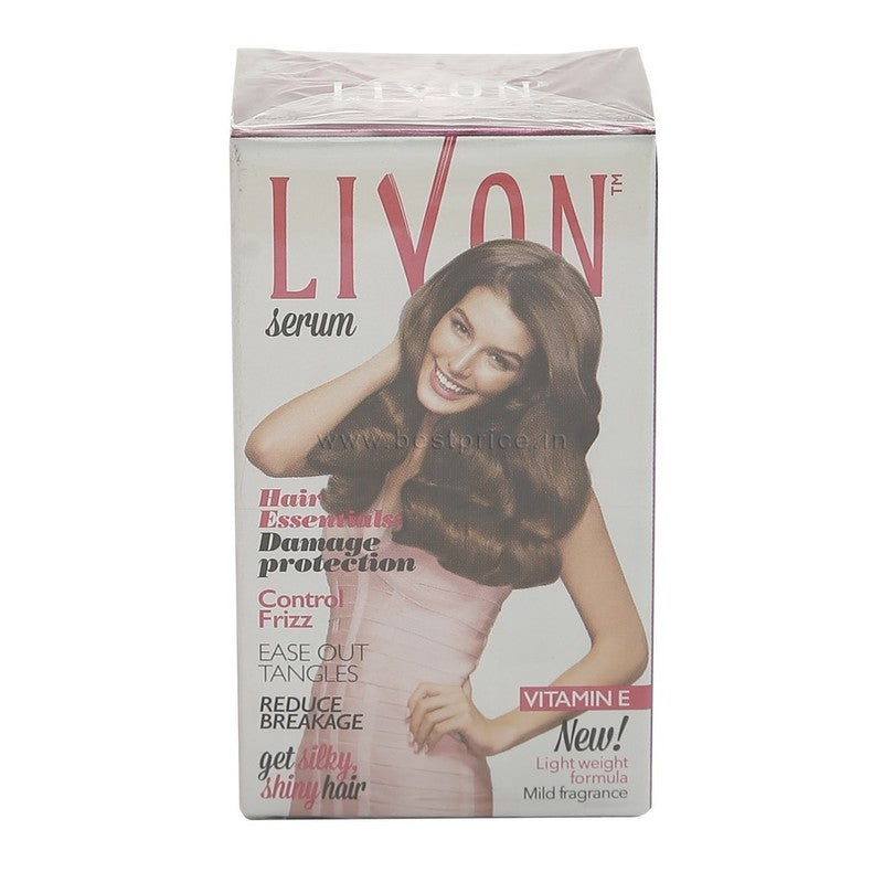 Livon Hair Serum Silky, 20 ml