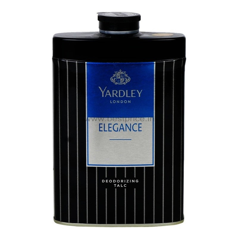 Yardley Deodorizing Talcum Powder Elegance, 100 g