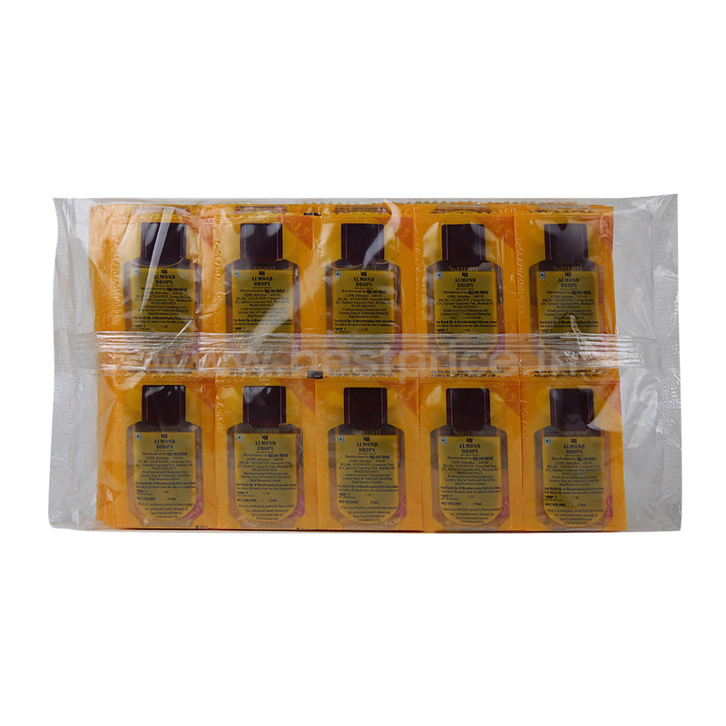 Bajaj Almond Hair Oil 32 N (3 ml Each)