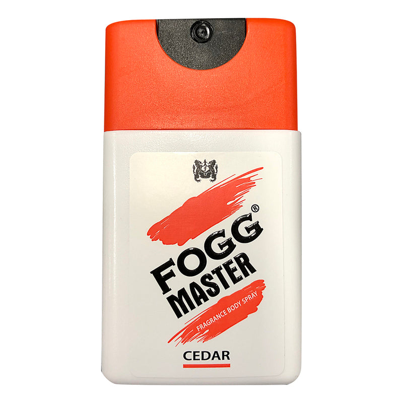 Fogg Master Cedar Deo Spray Pocket, 25 ml