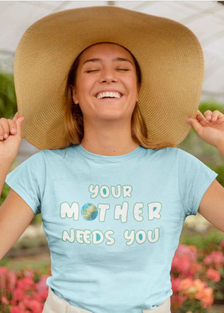 T-shirt Planète Terre | Your Mother Needs You