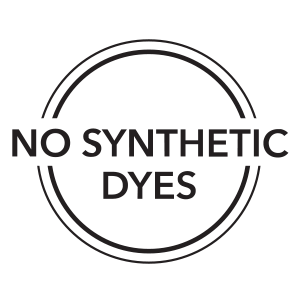 Sonya Dakar product are made with No Synthetic Dyes