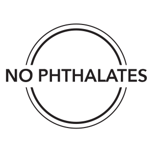 We never use Phthalates