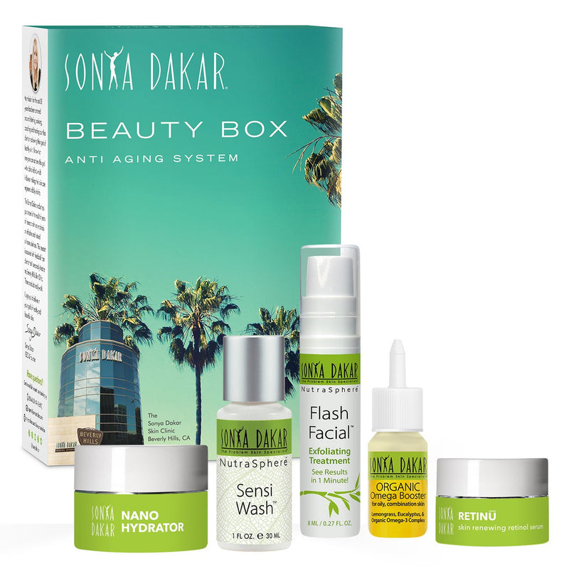 Beauty Box Clarifying System
