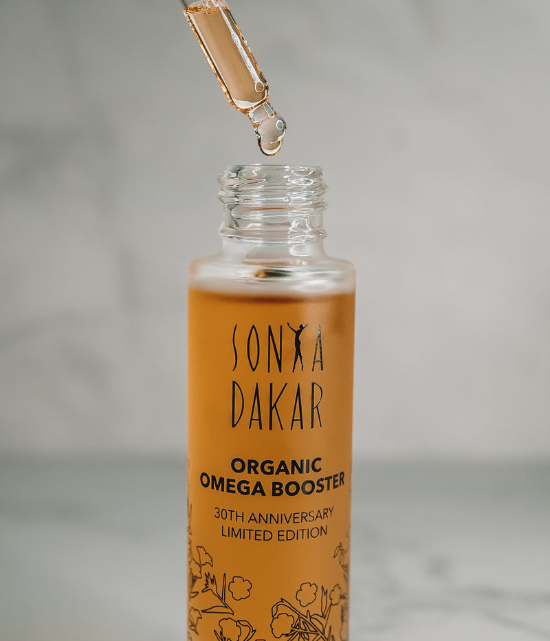 30th Anniversary Omega Facial Oil