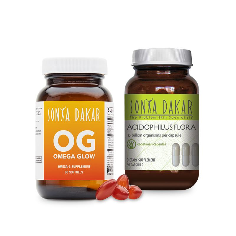Sonya Dakar Glow Supplement Set