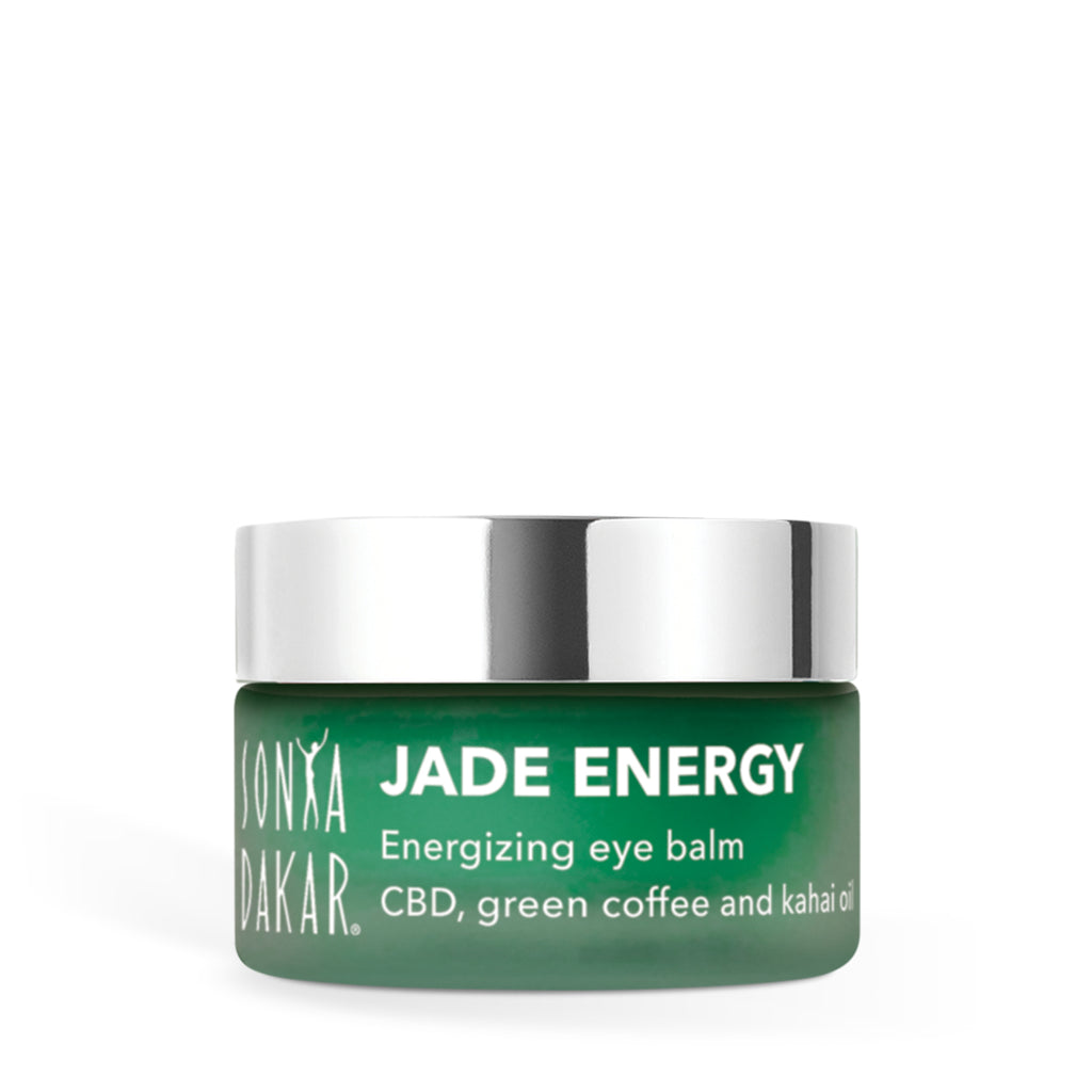 Energizing & Brightening Eye Balm - Jade Energy