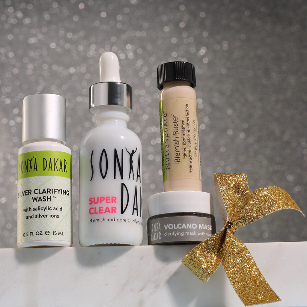 Clear Skin Holiday Set