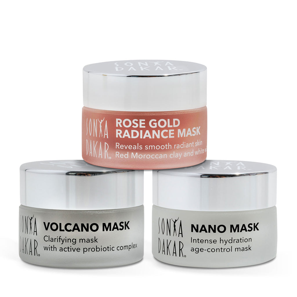 Mini Mask Trio Set