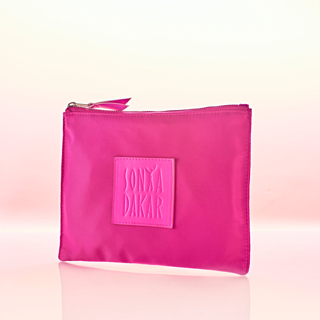Limited Edition Beauty Pouch-Balistic Nylon