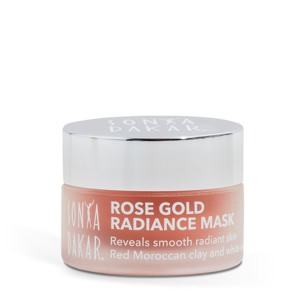 Rose Gold Radiance Mask Mini