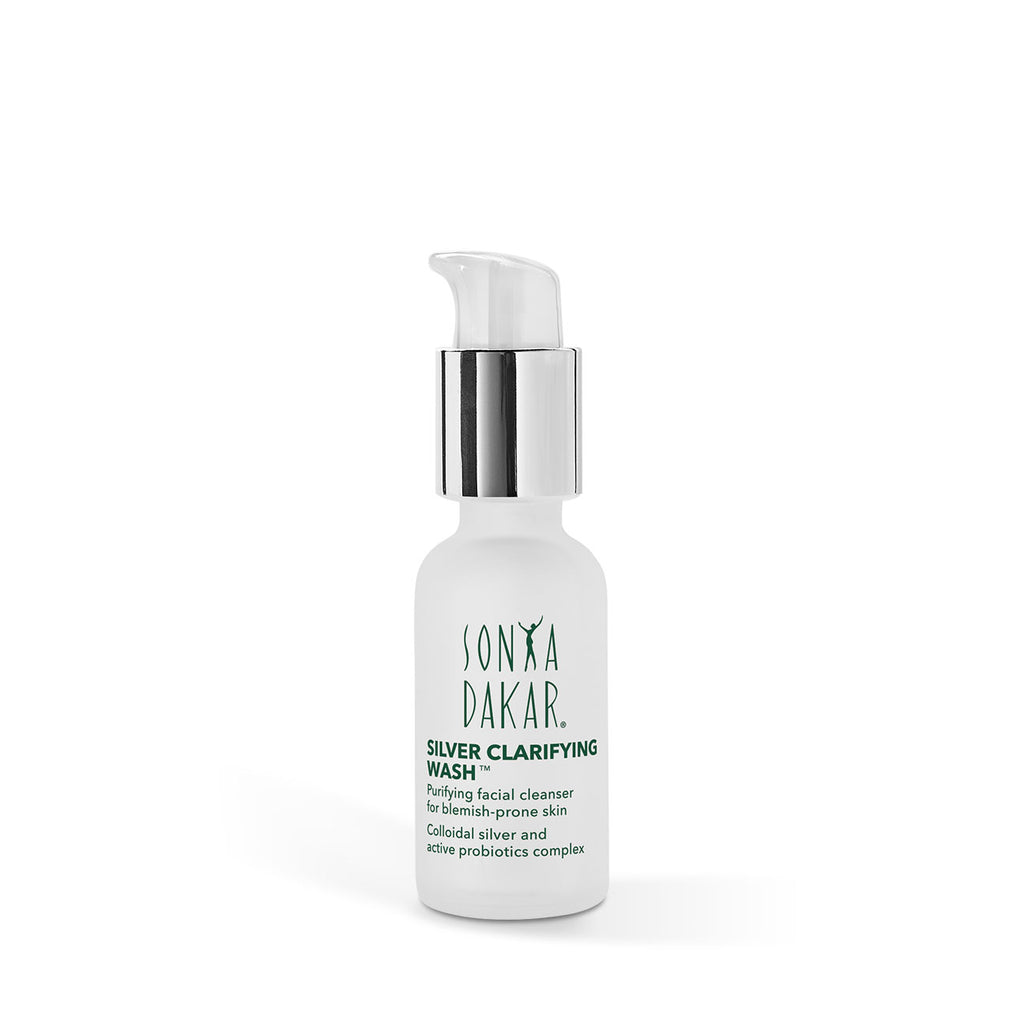 Silver Clarifying Face Wash Mini